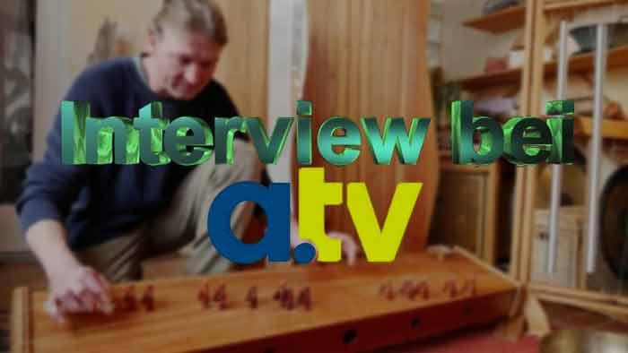 Fernsehinterview und Image Film